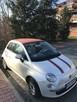 Fiat 500 C Kabriolet Benzyna/LPG - 1