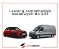 Leasing samochodów osobowych nowych i używanych