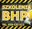 Szkolenia BHP Łódź i okolice z dojazdem Pierwsza Pomoc