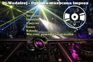 DJ Wodzirej na wesele i inne imprezy