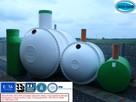 Zbiorniki na szambo ścieki deszczówkę rsm, od 1,3m3 do 30m3 - 1