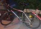 Skradziono 11-01 (sobota) rower górski Giant Boulder 880