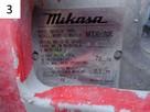 Stopa wibracyjna (skoczek) Mikasa - 5