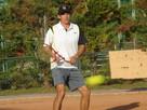 trener tenisa zaprasza na lelcje