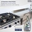 Cif Stainless Steel - Płyn do mycia stali nierdzewnej - 3