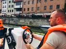 Samodzielne rejsy po Motławie Gdańsk. Boat & Bike - 10