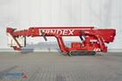 Podnośnik koszowy Teupen Leo 36 H - Windex - 2