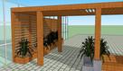 Wizualizacje 3D konstrukcji, domki, altany, projekty, sketch - 12