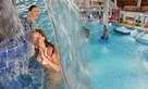 Dobroczynny relaks w oazie termalnych wód z masażami Patince - 3