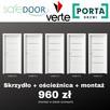 Porta Verte Home G.0 - G.4 DRZWI WEWNĘTRZNE