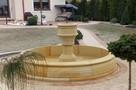 Stylowa fontanna ogrodowa z piaskowca - 3