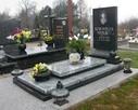 Sprzątanie nagrobków, opieka nad grobami, Katowice, Śląsk