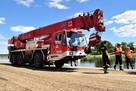 Kurs na operatora żurawia samojezdnego Śląsk