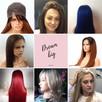 Peruki z włosów naturalnych, peruka naturalna - 3