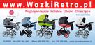 Wózek dziecięcy 3w1 Gold Ucio wózki dziecięce + fotelik - 9