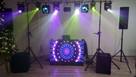 DJ Konsola LED
