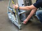 Podnośnik towarowy Alp-Lift LM S4 750 - Windex - 3