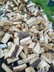 Drewno opałowe mieszane cięte do pieca oraz do kominków