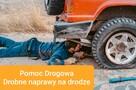 Pomoc Drogowa, auto pomoc, uruchamianie aut zmiana koła 24h - 15