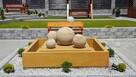 Nowoczesna fontanna z piaskowca + gratis !!! - 1