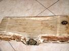 Blat , półka, ława aranżacja DĄB 78,5 CM