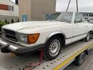 1978 Mercedes Benz SL450 do renowacji po opłatach