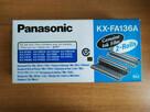 Oryginalna folia do faksów Panasonic KX-FA136A – 2 rolki