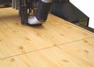 CNC usługi frezowania, cięcia na powierzonym materiale