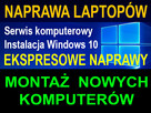 Składanie montaż nowych i używanych komputerów stacjonarnych
