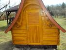 Domek ogrodowy dla dzieci Baba Jaga