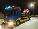 Pomoc drogowa! Transport maszyn do 10 ton!