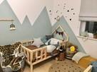 Łóżko mały domek / łóżko domek / łóżeczko /łóżko dla dziecka