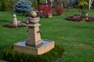Fontanna z piaskowca- oryginalne piękno do ogrodu - 5