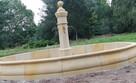 Oryginalna i stylowa fontanna piaskowiec kamień - 3