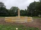 Oryginalna i stylowa fontanna piaskowiec kamień - 8