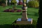 Fontanna z piaskowca- oryginalne piękno do ogrodu - 2