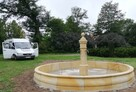 Oryginalna i stylowa fontanna piaskowiec kamień - 6