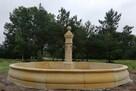 Oryginalna i stylowa fontanna piaskowiec kamień - 5