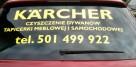 Karcher tel. 501-499-922 Mosina Luboń Plewiska,Dąbrówka Puszczykowo