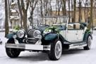 Auto Slubne w stylu retro Biała Podlaska