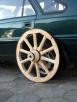 kolo drewniane do wozu drabiniastego - 2