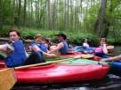 Lubuskie Spływy kajakowe rzeką Pliszką Cybinka