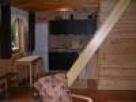 MAZURY drewniana chatka domek letniskowy nad jeziorem - 3