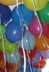 balony z helem, balonowe dekoracje Kraków - 1