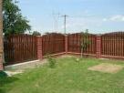 Ogrodzenia betonowe, płoty betonowe, przęsła, podmurówka, - 3