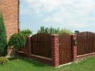Ogrodzenia betonowe, płoty betonowe, przęsła, podmurówka, - 6