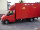 transport przewóz przeprowadzki taxi bagażowe 603853073