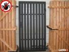 drzwi piwniczne ,ażurowe - 8