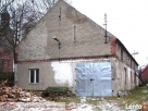 Ostrów k.Sulęcina. Budynek warsztatowy na dużej działce Sulęcin