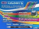 Drukarnia,Pieczątki,Druk,Recepty,Akcydens,Alfadruk e-sklep Sierpc
